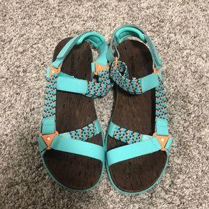 Merrell sandals size 11